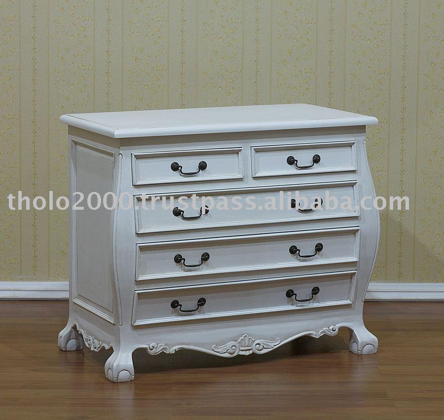 Muebles antiguos pintados de colores mueble frances - Muebles antiguos pintados ...