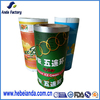 two layers custom logo print ice popsicle packaging wrapper