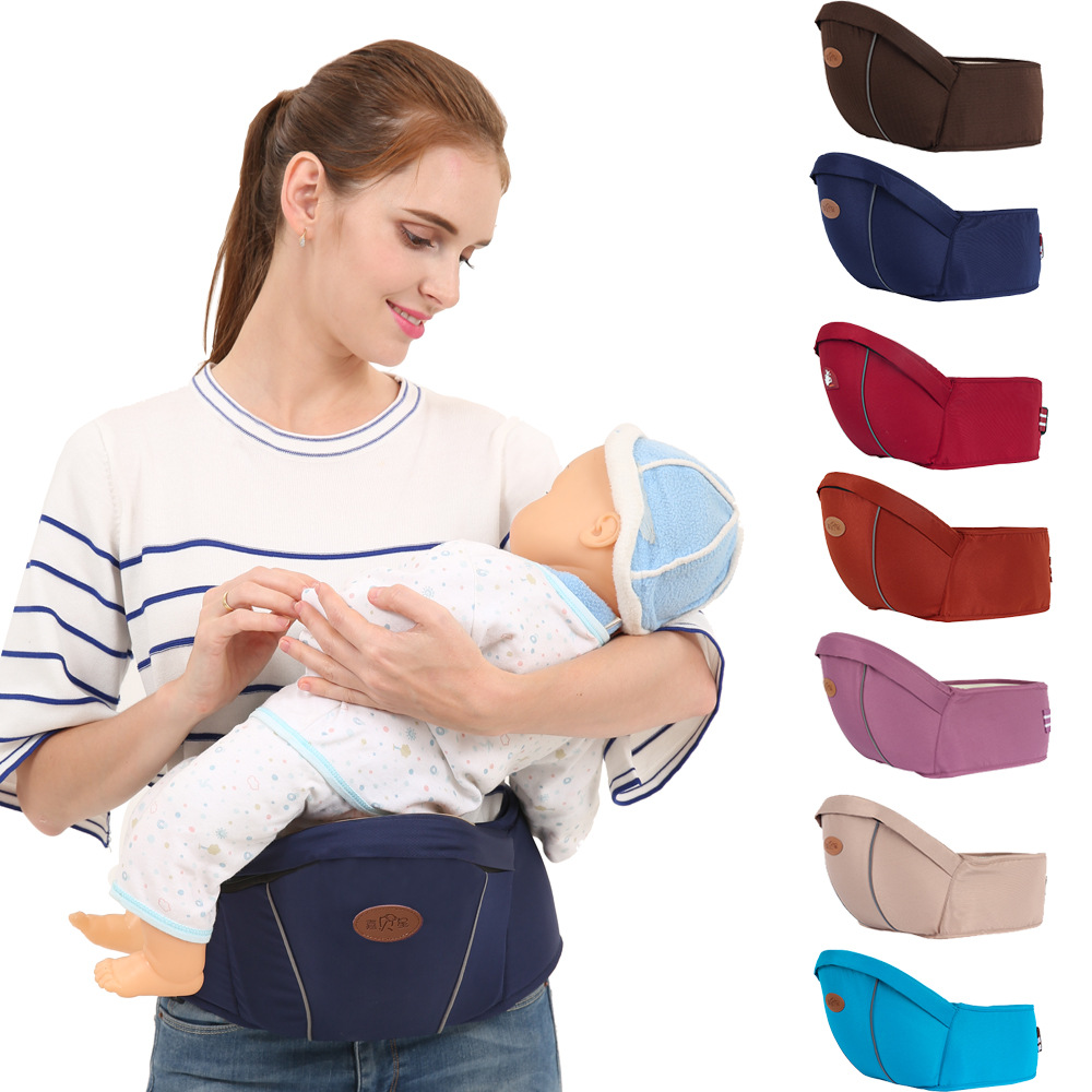 Baby Carrier Waist Stool Walkers Sling Hold Belt Backpack Kids Infant Hip Seat