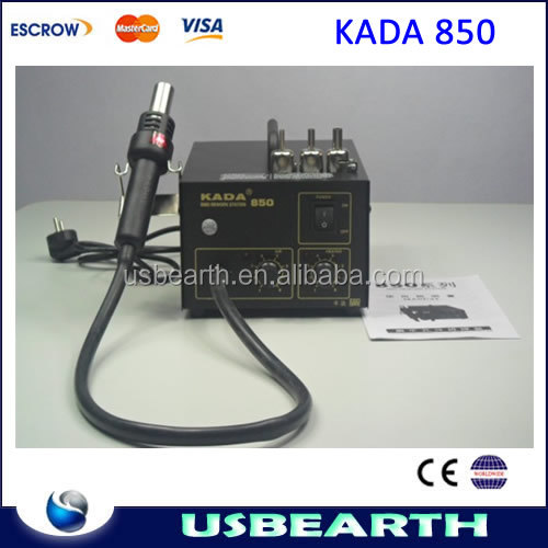 KADA 850 Soldering station for bga rework,also have aoyue bga rework station