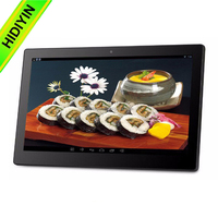"13.3""Hot selling plastic digital frame LED advertising player with great price"
