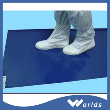 2017 New Blue Clean Room Sticky Mats Buy Blue Clean Room
