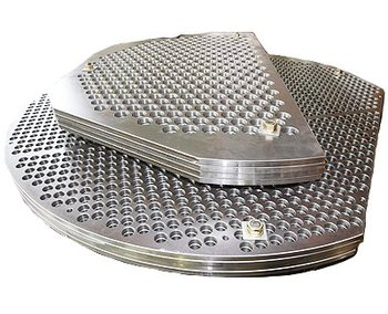 Baffle Plate Support Plate Buy Baffle Plate Product On