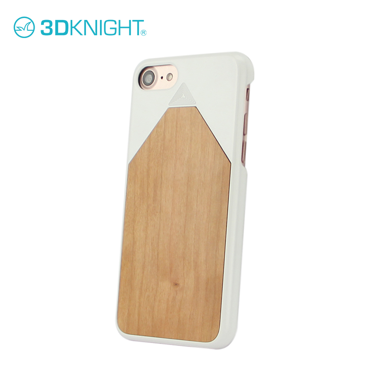 Real maple wood mobile covers and cases in china for apple iphone 8 case cover
