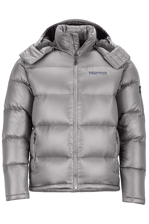 7dc7d2b01da Get Quotations · Marmot Stockholm Men's Down Puffer Jacket, Fill Power 700