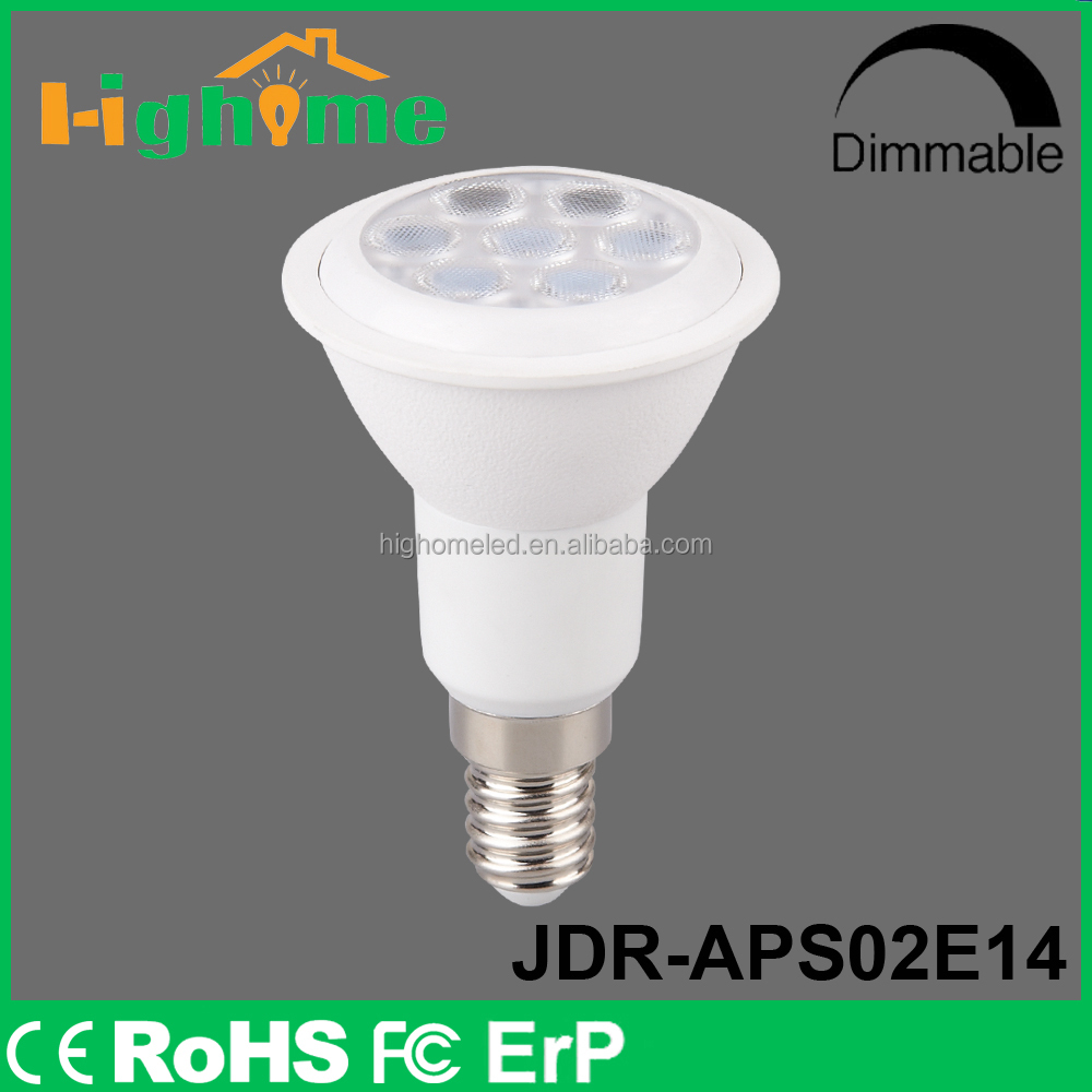 LED Lamp JDR with Cheap Price Good Quality and Trade Assurance 7W/500LM