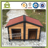 Home & garden wooden dog pet kennel