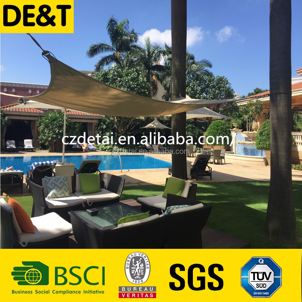 Sail sun shade , gazebo shade sails ,shade sail for shade house farming