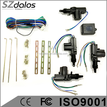 High Technology Car Stacking System Car Center Lock System With