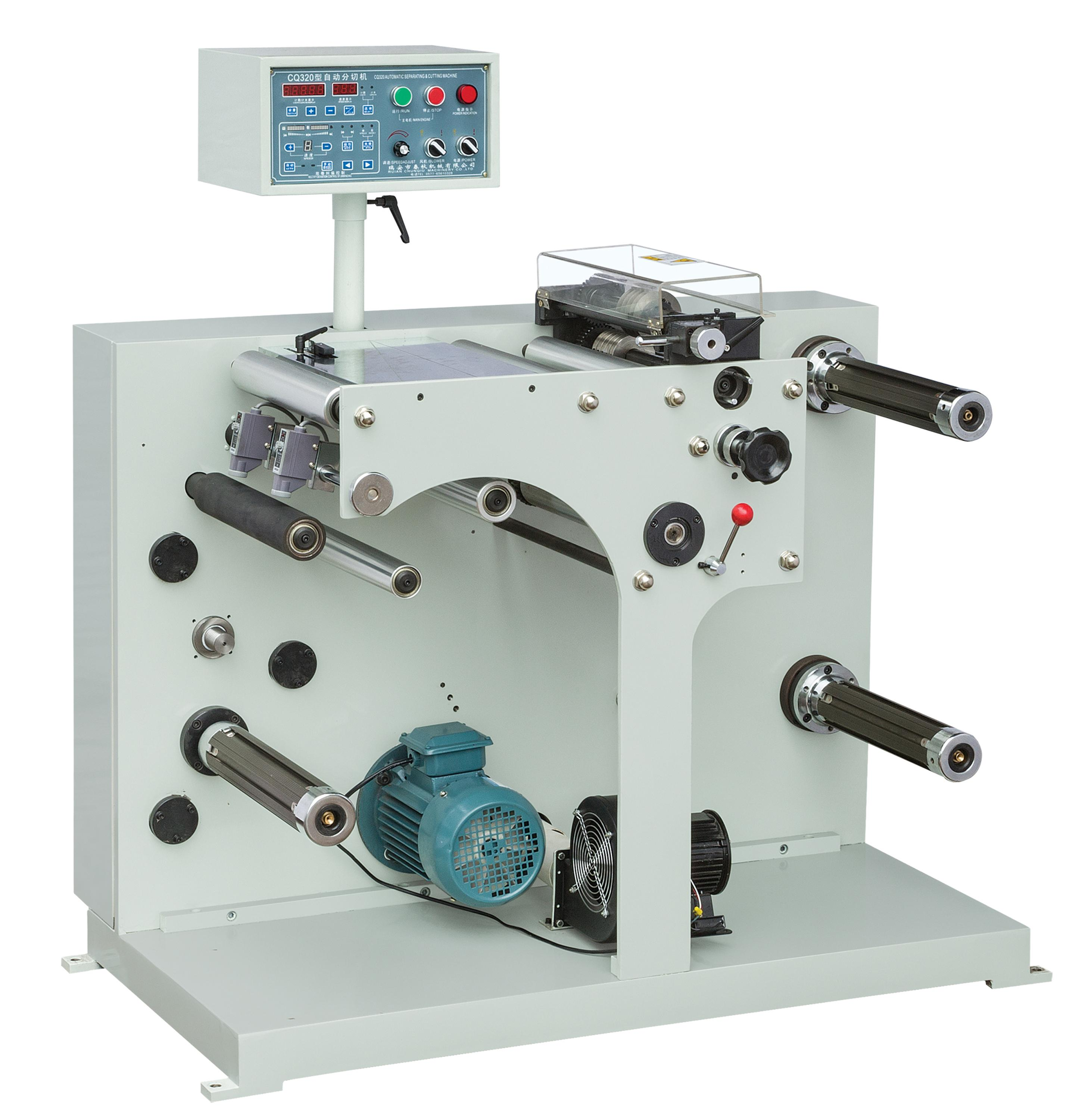 Hot Sell index tab die cutting machine
