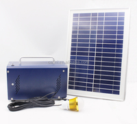 Solar Power Generator System/ Portable Power /Backup Home Power