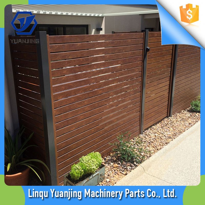 Common Used Aluminum Pool Privacy Fence