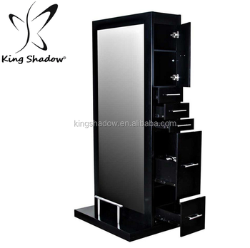 2018 Kingshadow Mdf Double Sided Mirrors Stations Makeup