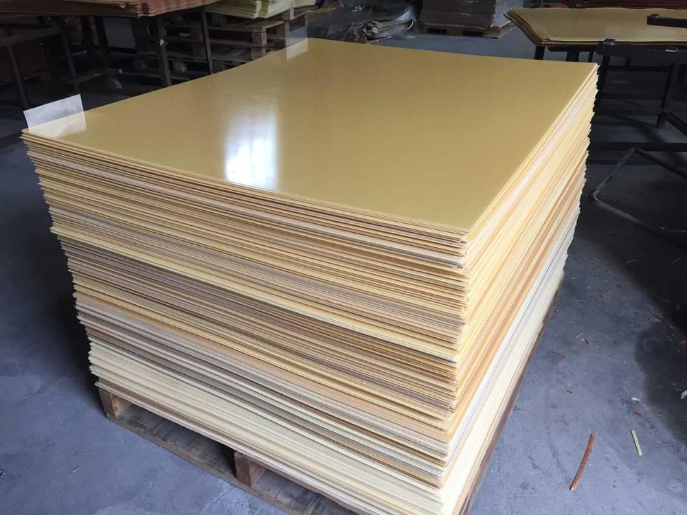 Yellow Epoxy Resin For Printed Circuit Board 3240 Laminate