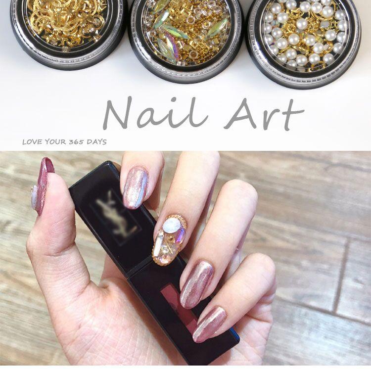 Quality New Alloy Nail Art Rhinestone Nail Art Wholesale 3d Nail Art ...