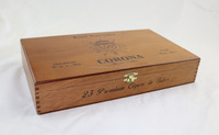 Wholesale handmade cigar box wooden, wooden cigar box