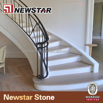 Natural Marble Stair Nosing