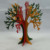 Super quality pine paulownia personalised christmas tree ornaments