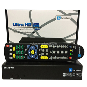 2014 new hd satellite receiver ultra-box z5 with free iks+sks+wifi for South america