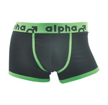Boxeadores del algodón de los hombres foto transparente para hombre marca  de ropa interior 3ccf7a7dd1b5