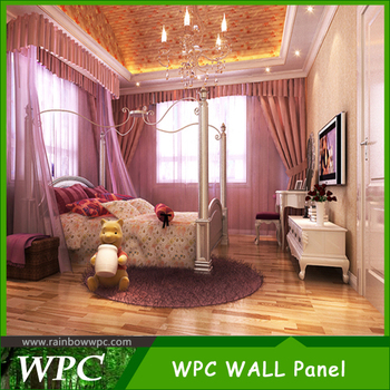 Recycled Plastic Wall Panels , Hot Sale 3D Wall Panels, Bathroom Vinyl Wall  Panels