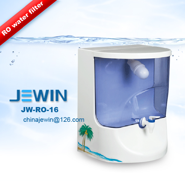 4 Stage Domestic RO Water Purifier Cabinet