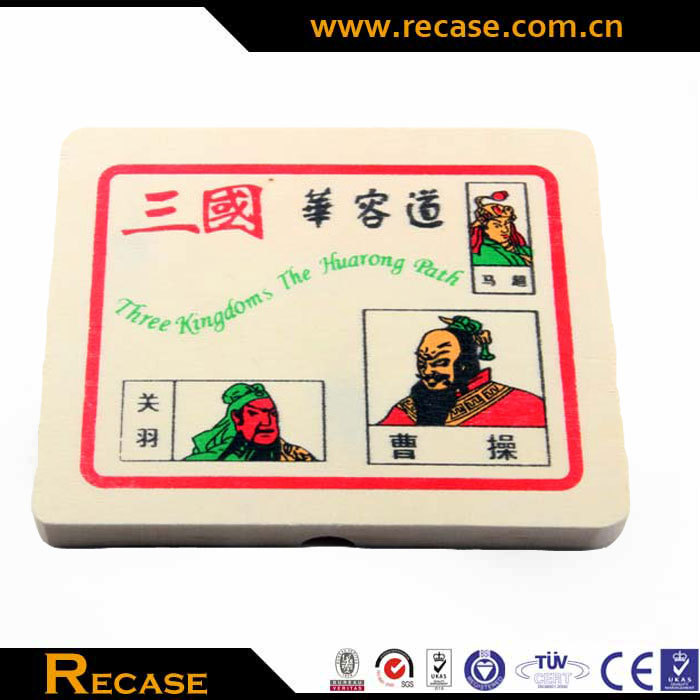 wooden educational toys wooden puzzle cube toy huarong road