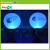 Ourdoor Advertising Large Led Inflatable Balloon Light Decorative