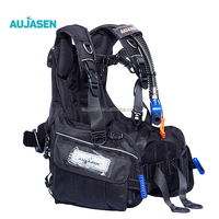 Scuba diving bcd jacked bcd diving equipment swimming equipment