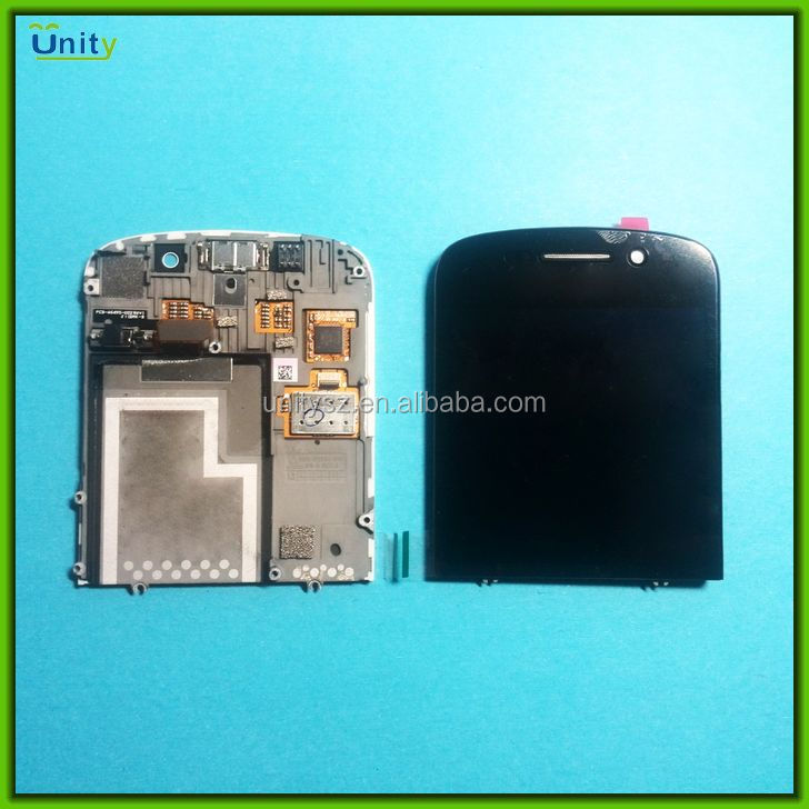 Mobile Phone lcd for BlackBerry Q10 lcd screen replacement high quality factory price
