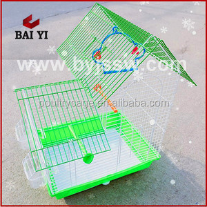 Baiyi Sale Iron Wire Bird Cage And Garden Decor Metal Bird Cage On Alibaba