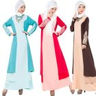 Middle East Prayer Clothes Muslim Women Abaya Prayer Party Dress