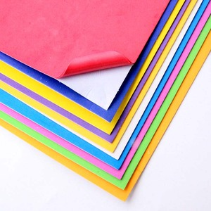 EVA color pieces of EVA paper DIY manual production of safety, environmental protection and intelligence foam materials