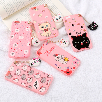 Popular Animal Custom Cute Tpu Protective 3d Silicone Phone Cartoon