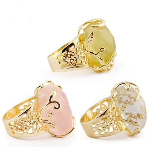 FP-16 Ladies Gold Ring Designs For Girls With Price Gold Ring Women