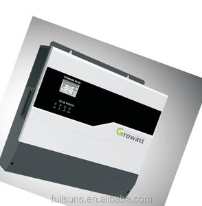 HIGH QUALITY Growatt SPF5000 solar inverter price home ups 5kw inverter