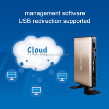high quality thin client mini pc station cloud computer with free OS