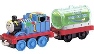 Take Along Thomas & Friends - Thomas and Paint Car 2-Pack