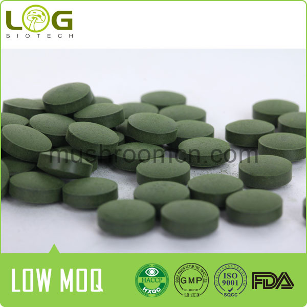 100% cell broken chorella taiwan chlorella powder tablets in bulk