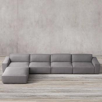 Sofa Style Modular Chaise Lounge