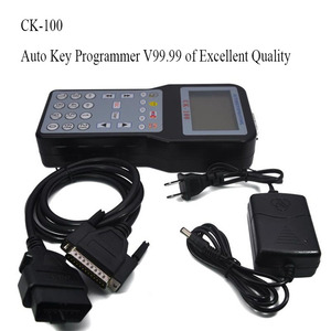 CK100 Auto Master ECU Key Programmer V46.02 of Unlimited Token and Be Better than SBB Update Version