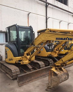 Used KOMAT PC35MR-2 Mini Crawler Excavator /KOMAT Hydraulic Excavator PC35 PC50 PC55 PC60