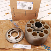 R210LC-7 K3V112DT Valve Plate for Hyundai Excavator Spare Parts