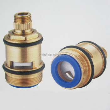 brass faucet diverter cartridge shower faucet diverter valve with upward water outlet x3105