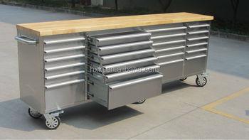 Car Workshop Stainless Steel Performax Tool Cabinet - Buy ...