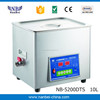 electric heating 10L volume dental ultrasonic cleaner