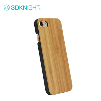 Bamboo PC mobile Phone Case for Apple iPhone 7 case