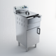 Newest Automatic Industrial electric deep fryer for Sale seamless electric fryer with tap