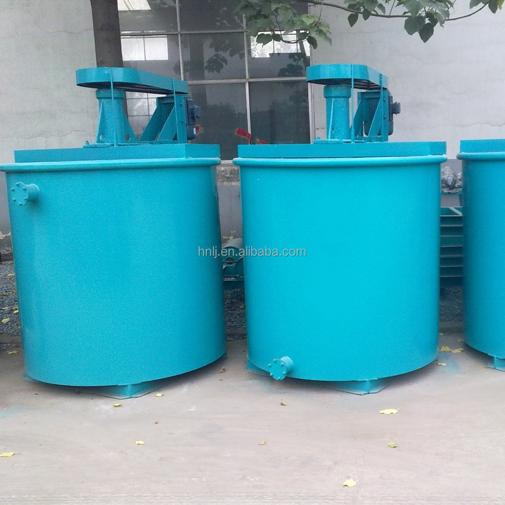 Hot sale mineral ore pulp mixing tank with best quality