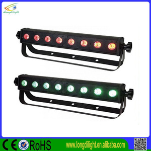 Christmas decoration 9*3W 3in1 led wall washer/dmx led wall washer